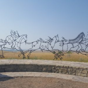 Week 6: Family, Friends and Little Bighorn Battlefield
